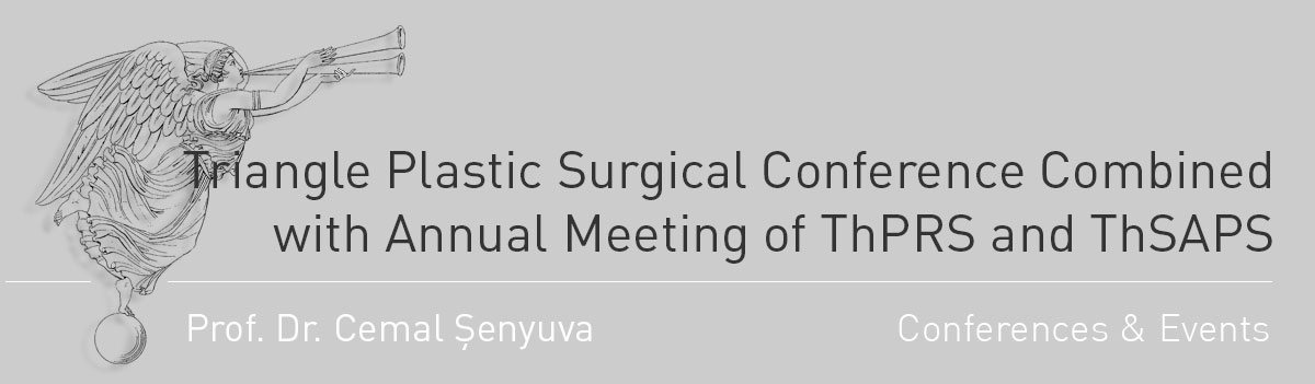 Triangle Plastic Surgical Conference Combined with Annual Meeting of ThPRS and ThSAPS