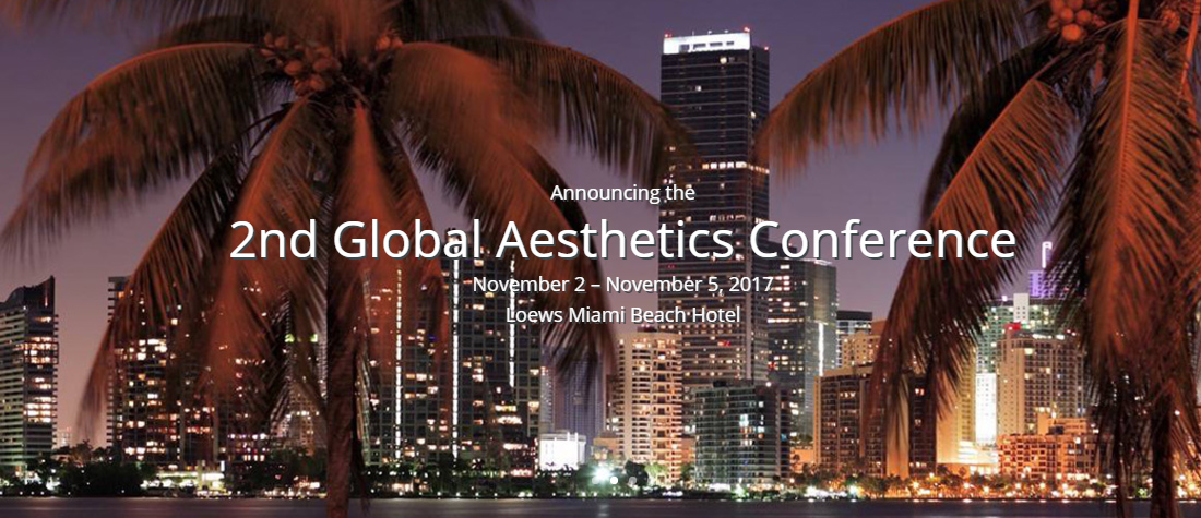 global aesthetic meeting 2017