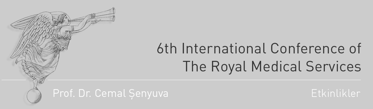 6th International Conference of The Royal Medical Services
